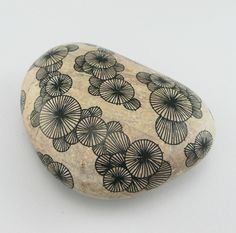 Who knew pen on stone could be so pretty? These are done by a  guy named Yoran Morvant.