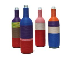 #wrapped #bottles