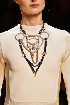 Hermes Details A/W '15 / jewelry / #MIZUstyle