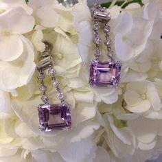 """@gumuchian: """"#purple #passion in #platinum @platinum_jewelry"""""""
