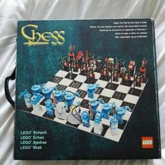 Lego #knights' #kingdom #chess set 2005,  View more on the LINK: 	http://www.zeppy.io/product/gb/2/282069190750/