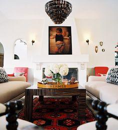 Marcus Design: {hermes for the home...}  #design #interior #interior_design