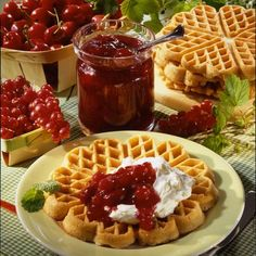 Hungarian Recipes, Hungarian Food, Waffles, Sandwiches, Muffin, Sweets, Breakfast, Cake, Sweet Pastries