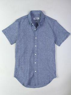 Bladwin The Paul Linen Shirt