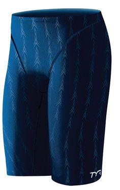 My Triathlon - TYR Men's Fusion 2 Jammer - Blue