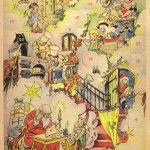 Weihnachtswerkstatt, nach 1950