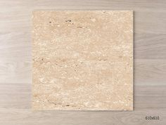 610X610 TRAVERTINE TILE CLASSIC LIGHT - MATT Travertine Tile, Stone Tiles, Tiles Price, Butcher Block Cutting Board, Natural Stones, Indoor, Flooring, Classic, Wall