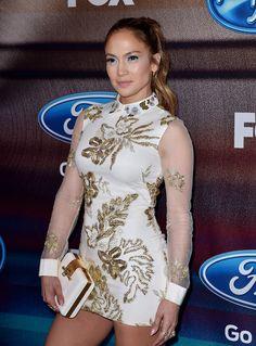 Jennifer Lopez Photos - 'American Idol XIV' Finalist Party - Zimbio