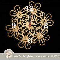 Laser cut wall clock / coaster templates, buy online now, free vector designs every day. Clock Template, Scroll Saw Patterns, Coaster Set, Vector Design, Laser Cutting, Free Design, Vector Free, Templates, Day