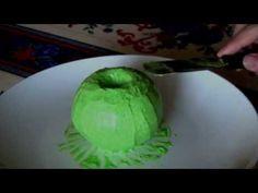 Cake Decorating 3D Apple 1 Buttercream Cake Tutorial 蛋糕教学 Mendeco Kek