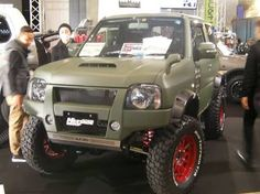 Samurai, Jimny Sierra, Jimny Suzuki, Best 4x4, Big Trucks, Cars And Motorcycles, Dream Cars, Monster Trucks, Business