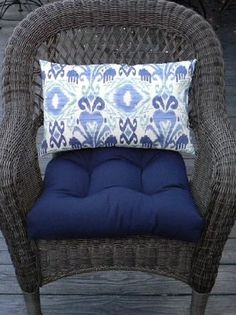 73 best wicker chair cushions images cane chairs chair cushions rh pinterest com