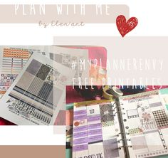 Elen'art: #PLAN WITH ME - Step by Step