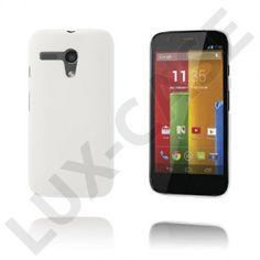 Hard Shell (Hvit) Motorola Moto G Deksel