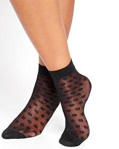 Sheer Ankle Sock Duo