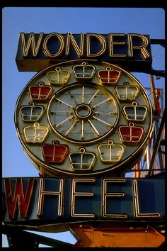 Wonder Wheel. ❣Julianne McPeters❣ no pin limits