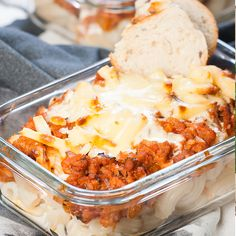 This ground beef and pasta casserole is easy to prepare. Kids will like this simple meal.. Ground Beef and Pasta Casserole Recipe from Grandmothers Kitchen.