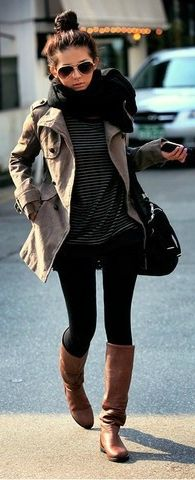 Fashionable Fall Layers