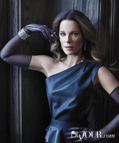 TheFappening Kate Beckinsale Sexy for DuJour magazine Spring 2019 issue Kate Beckinsale Hot, Kate Beckinsale Pictures, English Actresses, British Actresses, Black Leather Corset, Jacqueline Jossa, Metallic Dress, Pearl Harbor, Underworld
