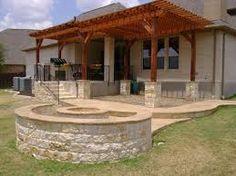 pergolas and panache | pergolas, patios and pergola ideas - Patio Designs With Pergola