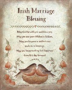 Irish Wedding Toast Quotes. QuotesGram