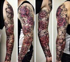 Lovin' the roses...