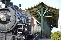 The home page for the Railroad Museum of Virginia, Crawford Parkway, Portsmouth Virginia, 23704 Virginia Homes, Virginia Beach, Portsmouth Virginia, Virginia Is For Lovers, Local Attractions, Hampton Roads, Footprints, Norfolk, Where To Go