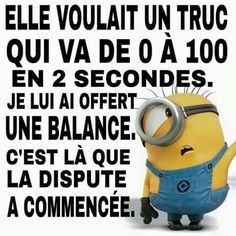 Quotes for Fun QUOTATION - Image : As the quote says - Description Jamais contente ! Plus Sharing is love, sharing is Good Morning Funny Pictures, Funny Baby Pictures, Funny Photos, Animal Pictures, Minion Humour, Minion Jokes, Instagram Bios Funny, Friends Instagram, Rage