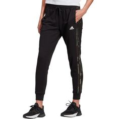 Adidas Sweatpants, Fleece Joggers, Jogger Pants, Adidas Camouflage, Sporty Style, French Terry, Adidas Women, Autumn Fashion, Gender Female