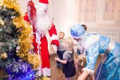 И с Дедом Морозом танцевали