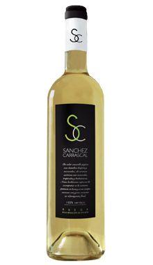 VINO BLANCO VERDEJO SÁNCHEZ CARRASCAL 2011  Vinos Blancos - D.O. Rueda   3.85€    Precio con I.V.A. Incluido