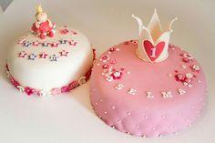 Tårta tårtor princess girl cake cakes crown pink rosa doptårta doptårtor christening cake babtism ⭐sockerlinn.se⭐