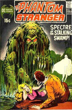The Phantom Stranger. No. 1. Aug. DC Comics.