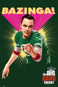 Sheldon ~ Big Bang Theory