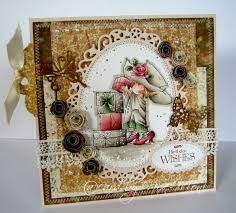 lili of the valley hello cupcake cards - Google Search