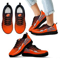 Colorful Baltimore Orioles Passion Sneakers - Votacolors - Victory of the Arts Knit Sneakers, Air Max Sneakers, Sneakers Nike, Philadelphia Flyers, Baltimore Orioles, Denver Broncos, Custom Shoes, Snug Fit, Converse Chuck Taylor