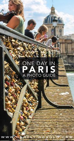 Falling in love with Paris. A travel photo essay...
