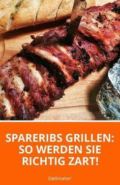 Spareribs grillen: So werden sie richtig zart! | eatsmarter.de