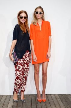 Pictures: Spring 2014 J. Crew review from  New York Fashion Week