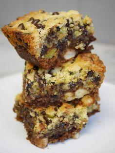Aujourd'hui je vous propose une recette de mi brownie mi cookie sans gluten & vegan, pour le goûter des petits et grands gourmands ! Deux fois plus de gourmandise dans une bouchée et un (savant) mélange de fondant et de croquant. Note : Si vous n'êtes pas sans gluten vous …