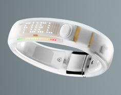 Nike plus fuelband- I have this in black. It has been amazing to see how active I am because of this little thing.