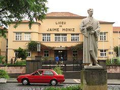 liceu jaime Moniz - madeira island, Funchal