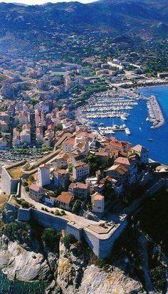 Calvi,Corsica Island ,France
