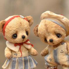 Copyright teddy bears, Catherine Bespalova: June 2012