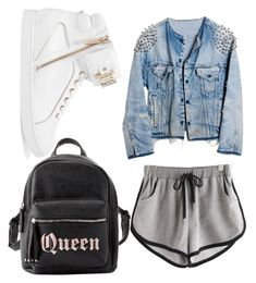 """""""Untitled #2566"""" by fallen-angel-007 on Polyvore featuring Runwaydreamz, Just Cavalli and Charlotte Russe"""