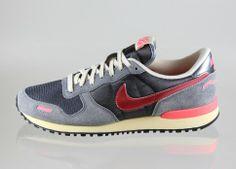 Nike Air Vortex Vintage V-Series (ANTHRACITE / GYM RED - CASHMERE)