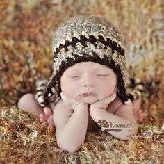 Newborn Boy Hat  by EcoStreet