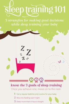 You and your baby will sleep better if you use these helpful tips on sleep training your baby!
