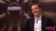 The surprising thing that helped Michael Fassbender survive puberty: 'It was a great release for me'