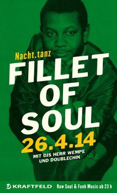Fillet Of Soul - 26.4.2014 - Kraftfeld